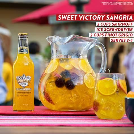 Sweet Victory Sangria